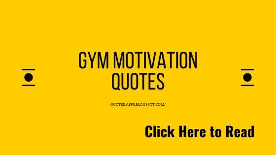 Latest Gym Quotes For Status Caption Updated 2020 By Quotes And Captions Medium