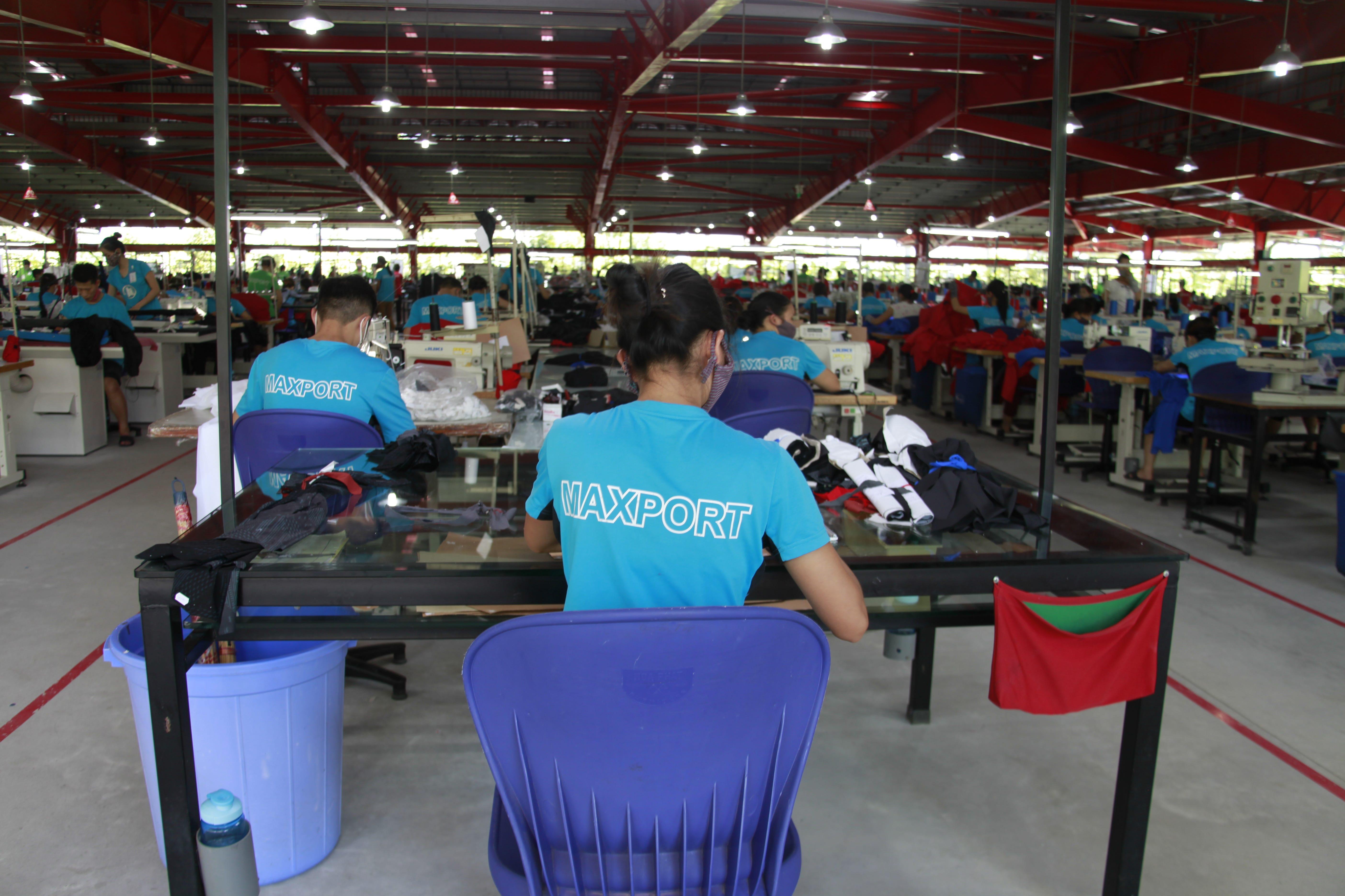 Lululemon Factory Vietnam   Gold Garment Manufacturer