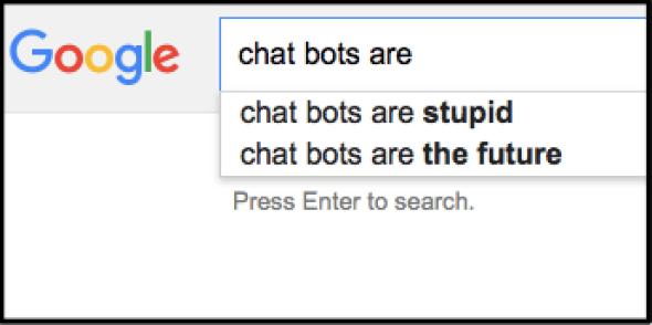 dumb chatbots aren t