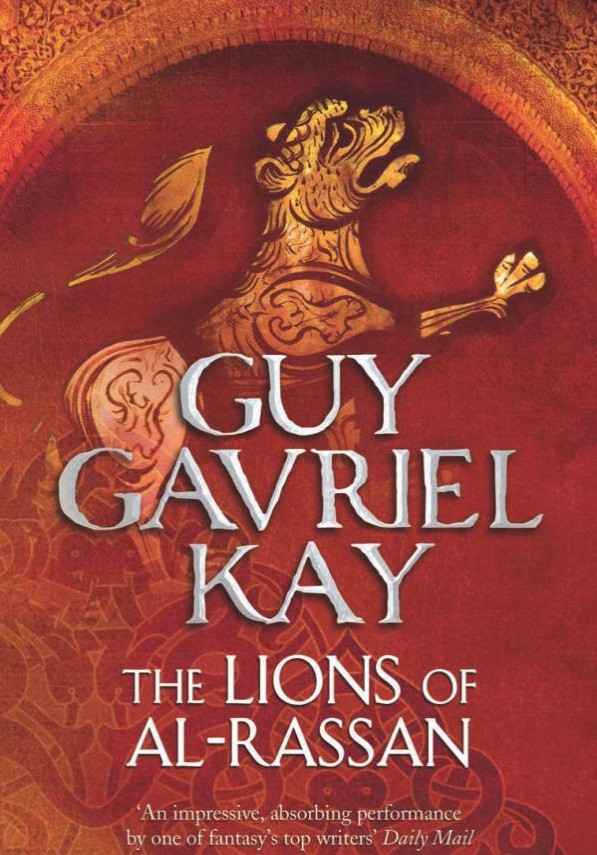 Les Lions D'al-rassan : lions, d'al-rassan, Interview, Gavriel, Historian, Fantasy, Nicolas, Winter, Juste