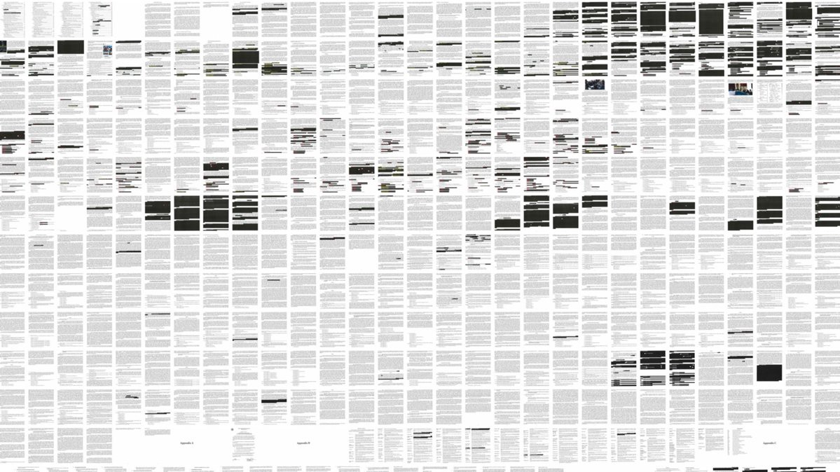 Why the Mueller Redactions Went Viral