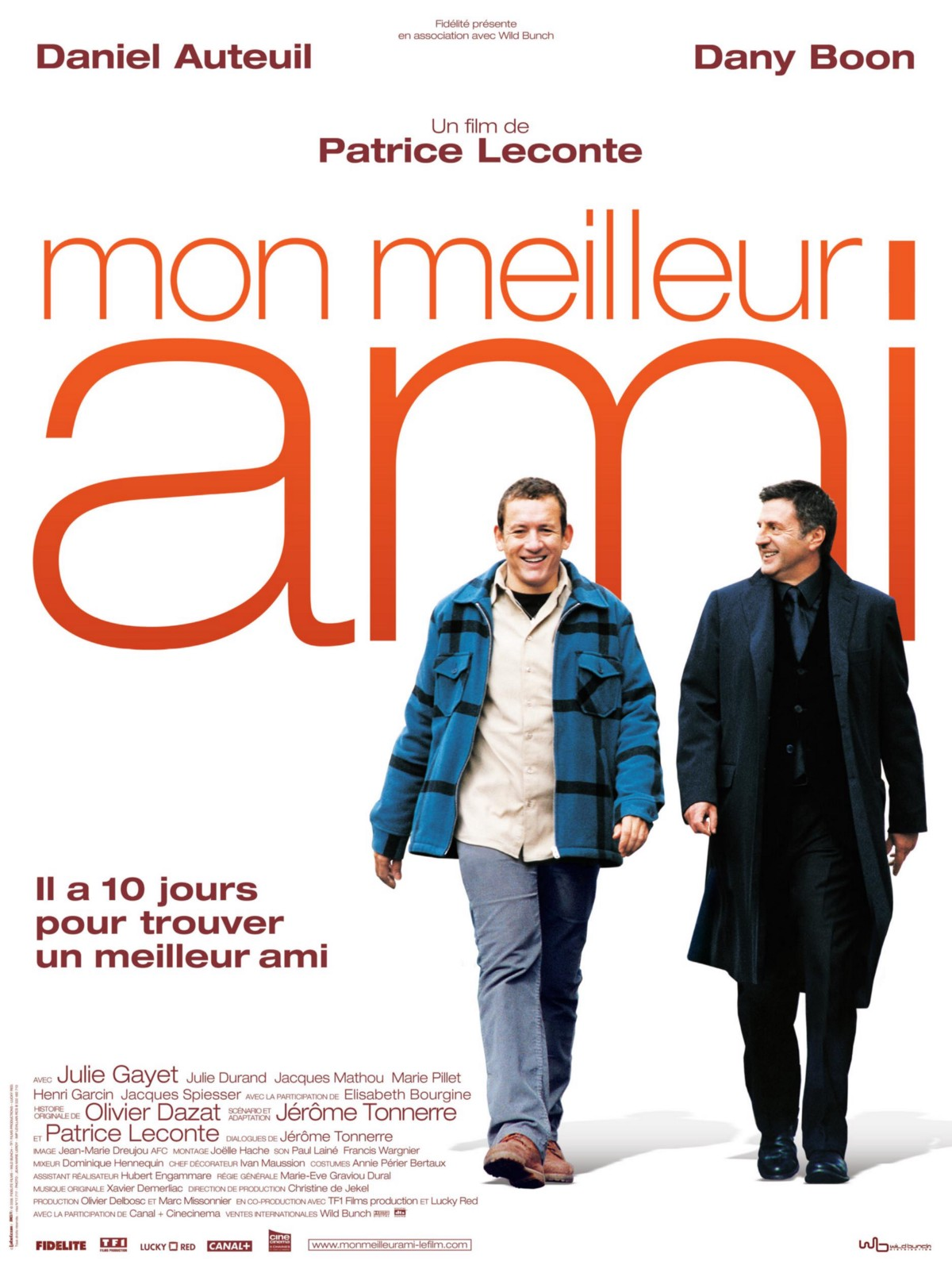 Lucky Day Bande Annonce Vf : lucky, bande, annonce, Didier, Streaming, Complet, [2006], 「VOSTFR」, Shiraqi, Medium