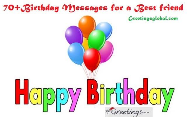 70 amazing long birthday