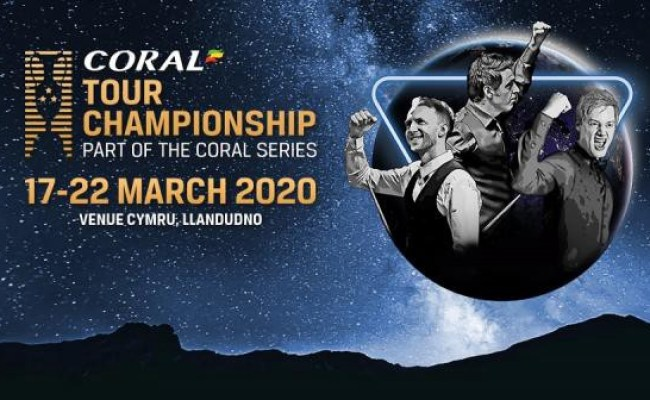 2020 Coral Tour Championship Live Stream Watch Snooker