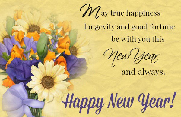 10 new year wishes