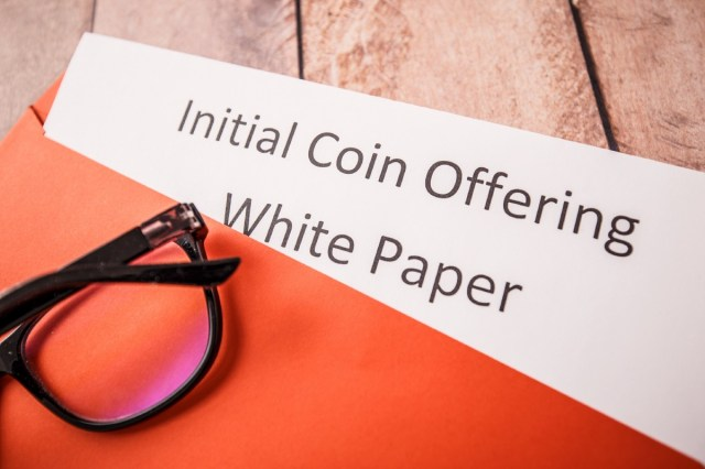 White paper today: what do regulators and investors want?  by