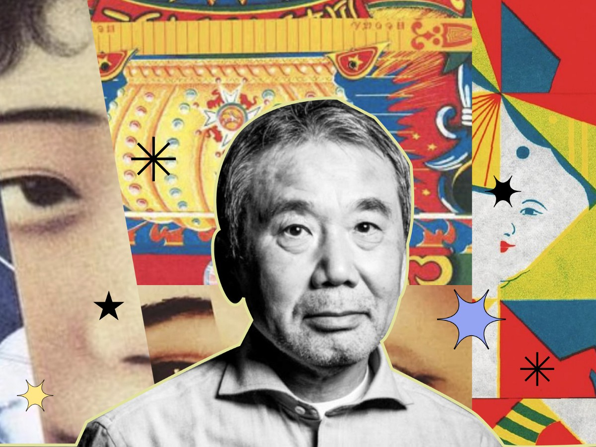 3 Haruki Murakami book cover designers you might like | by Charmaine Esmeralda | Medium
