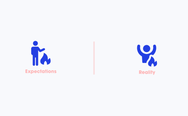 Product Design Expectations Vs Reality Ux Planet
