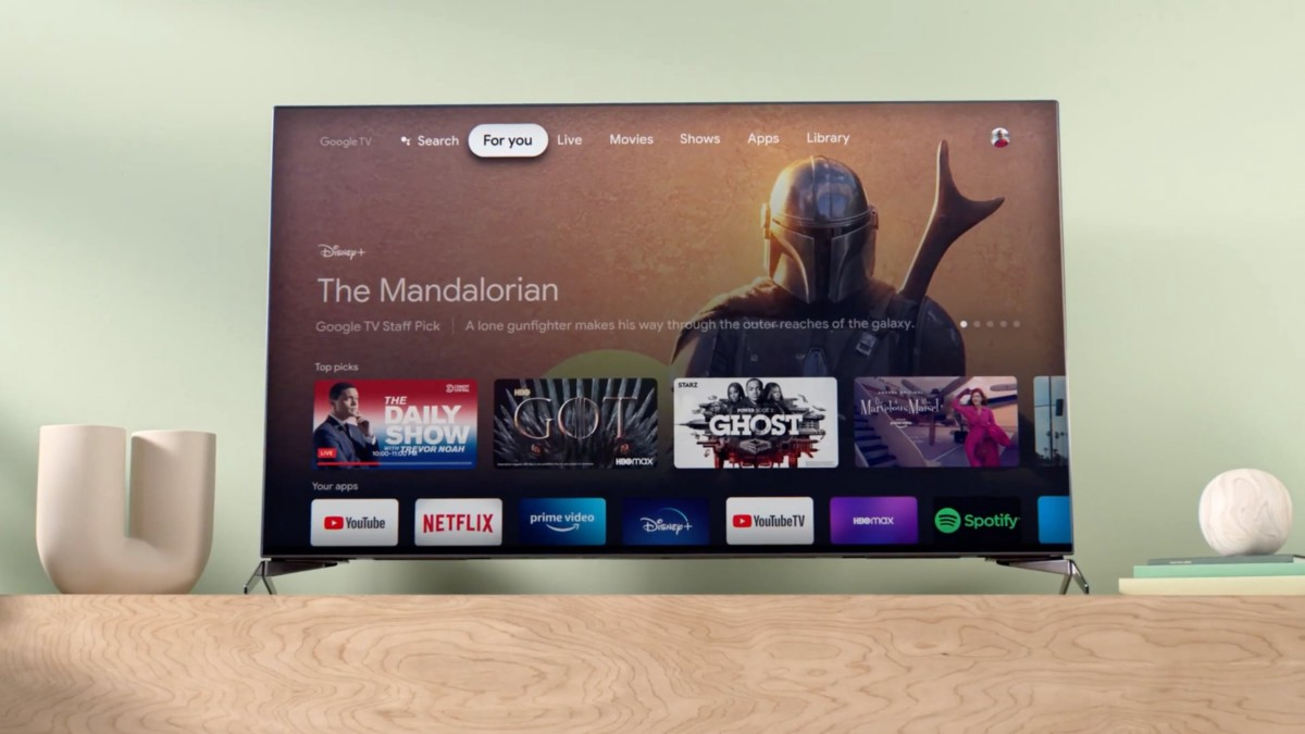 Google TV is headed to Sony TVs in 2021   Sony Reconsidered   Sony Reconsidered