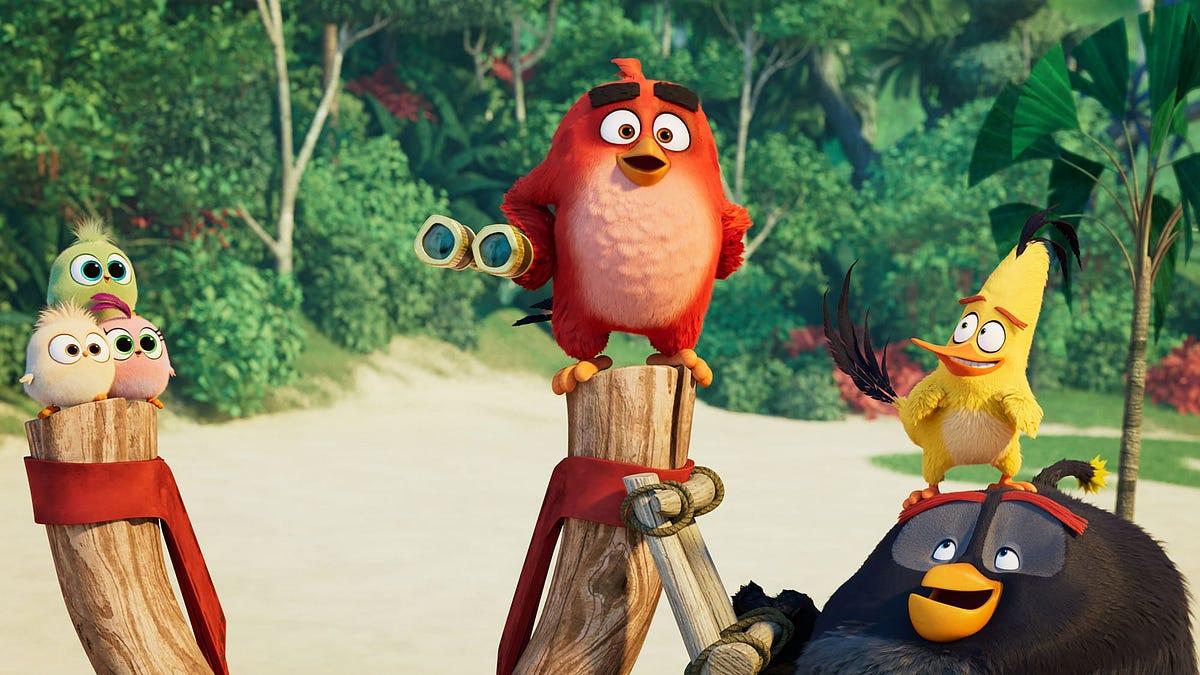 觀看完整版(LITTLE ANGRY BIRDS 2 HD-2019) — 憤怒的小鳥電影2的完整版 - 憤怒鳥大電影2 完整電影 - Medium
