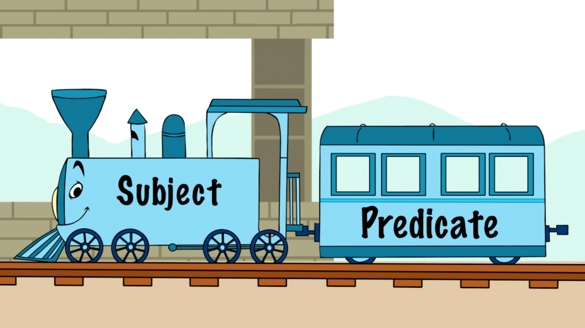 hight resolution of Mini Lesson Plan: Subject \u0026 Predicate   by LittleLives   LittleLives