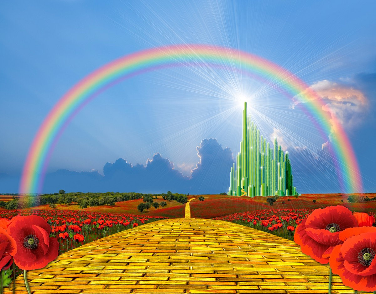 Have You Seen My Yellow Brick Road