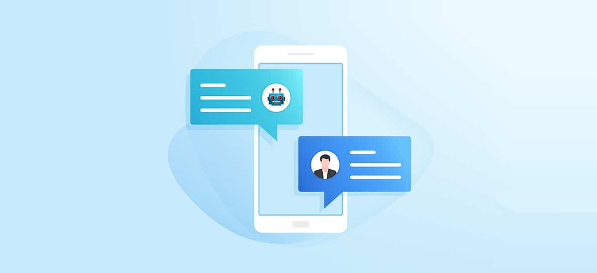 types of chatbots and