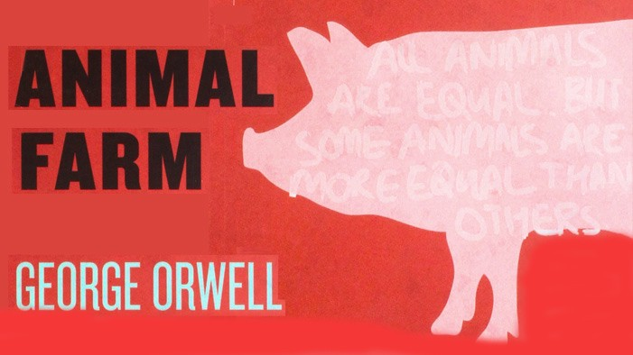 political fiction- animal farm