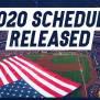 Astros Release 2020 Regular Season Schedule By Houston