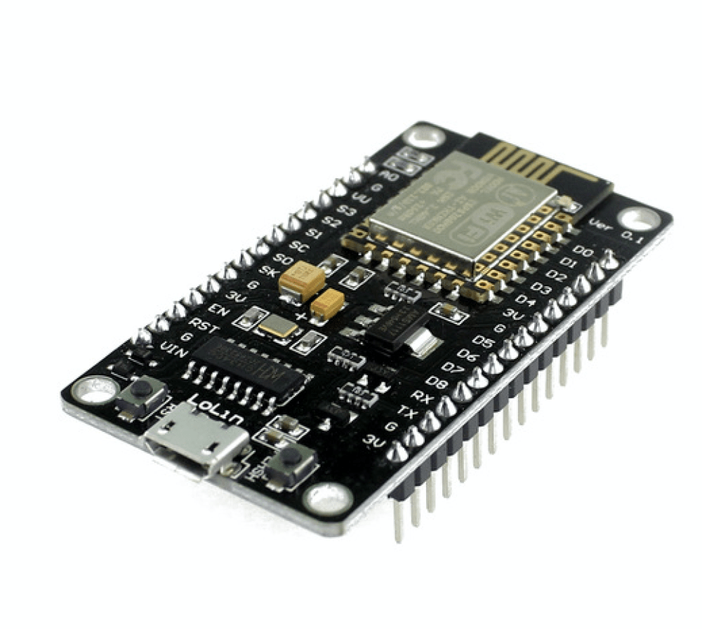 medium resolution of esp8266 by espressif systems is a popular low cost microcontroller chip with a full tcp ip and wi fi stack a number of features are supported