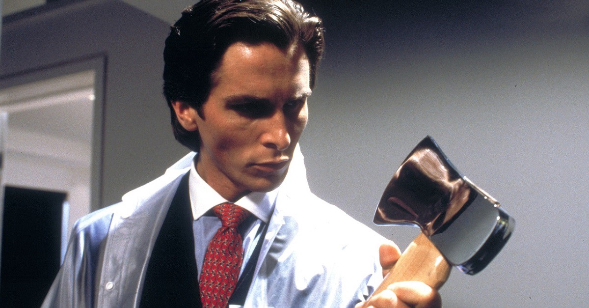 Home Screen Wallpaper Fall American Psycho Uncut Slashes Onto 4k Cinapse