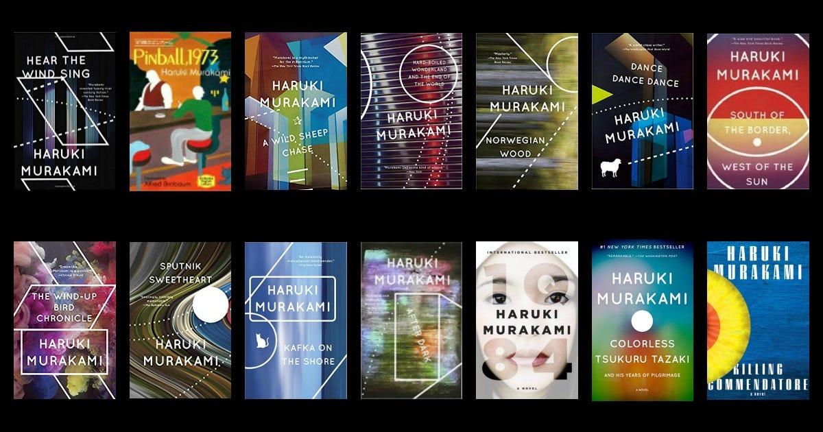 Haruki Murakami's Novels Are Worth Your Time | by Joe Collins | The Innovation | Nov. 2020 | Medium