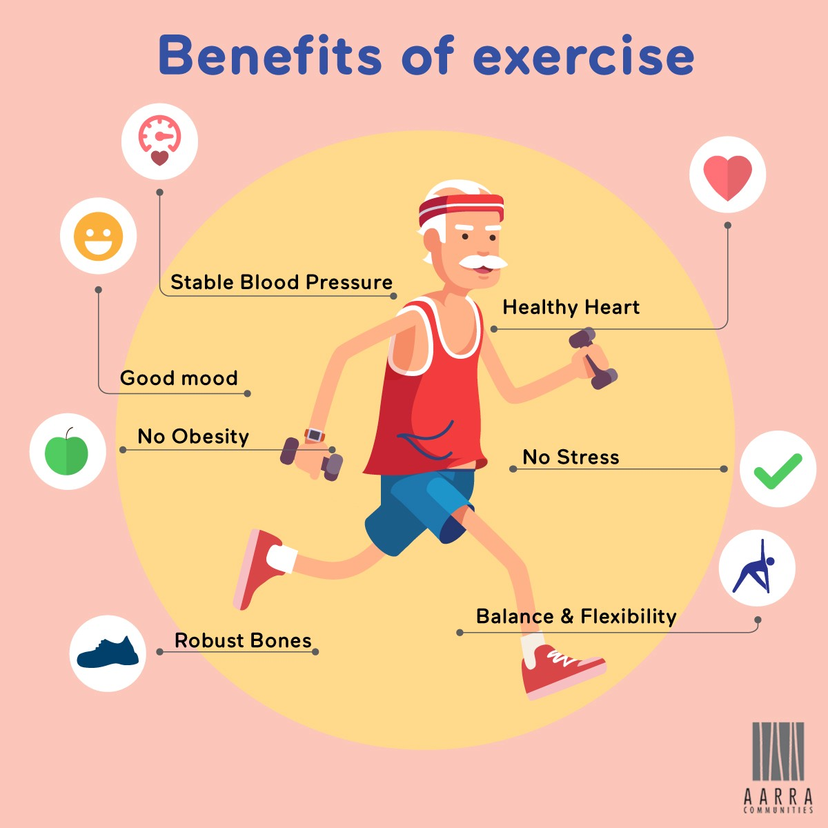 Physical Benefits Of Exercise For Elderly