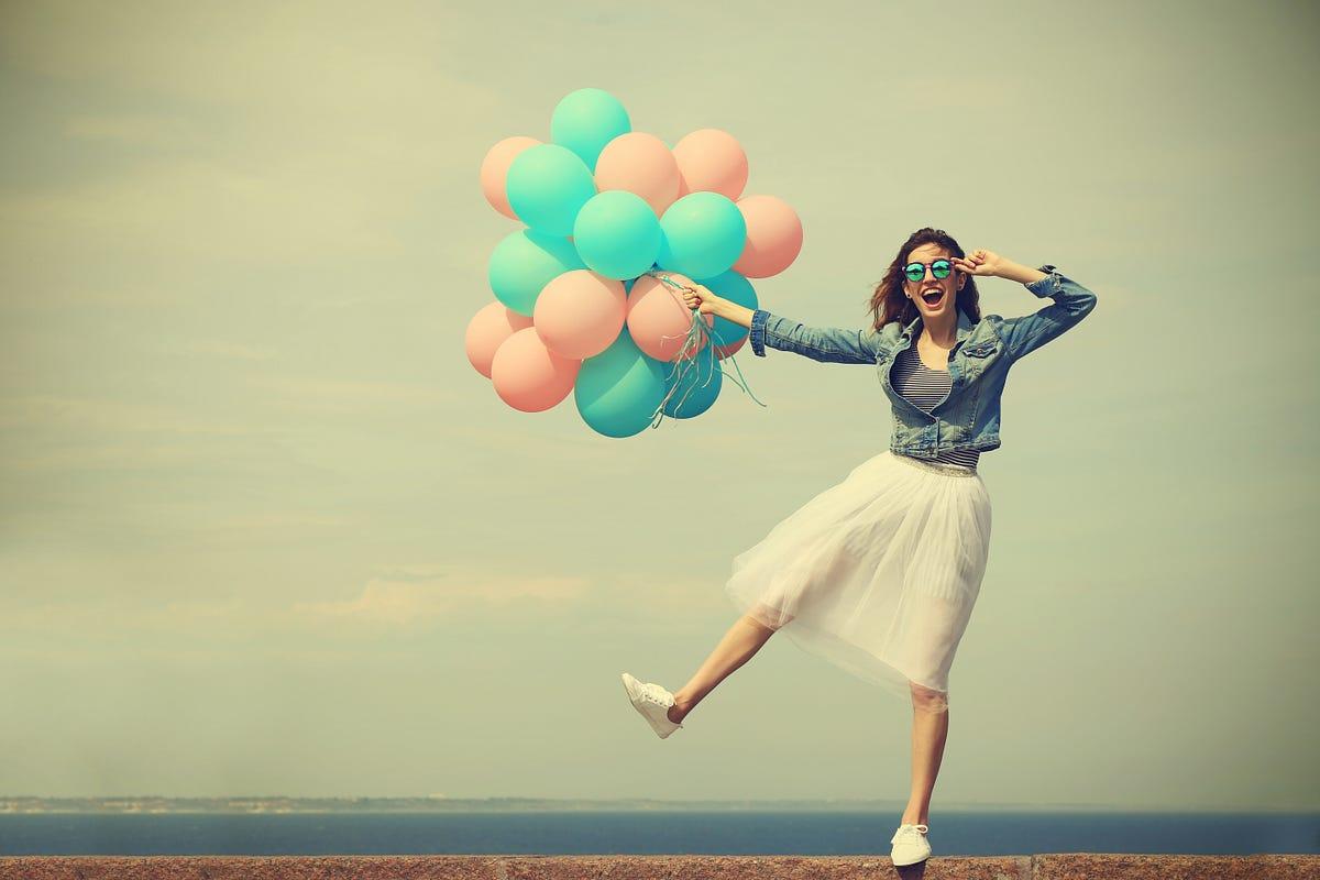 Sua felicidade não pode estar condicionada a nada