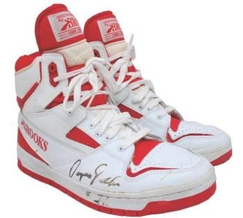 80s Nike Basketball Shoes