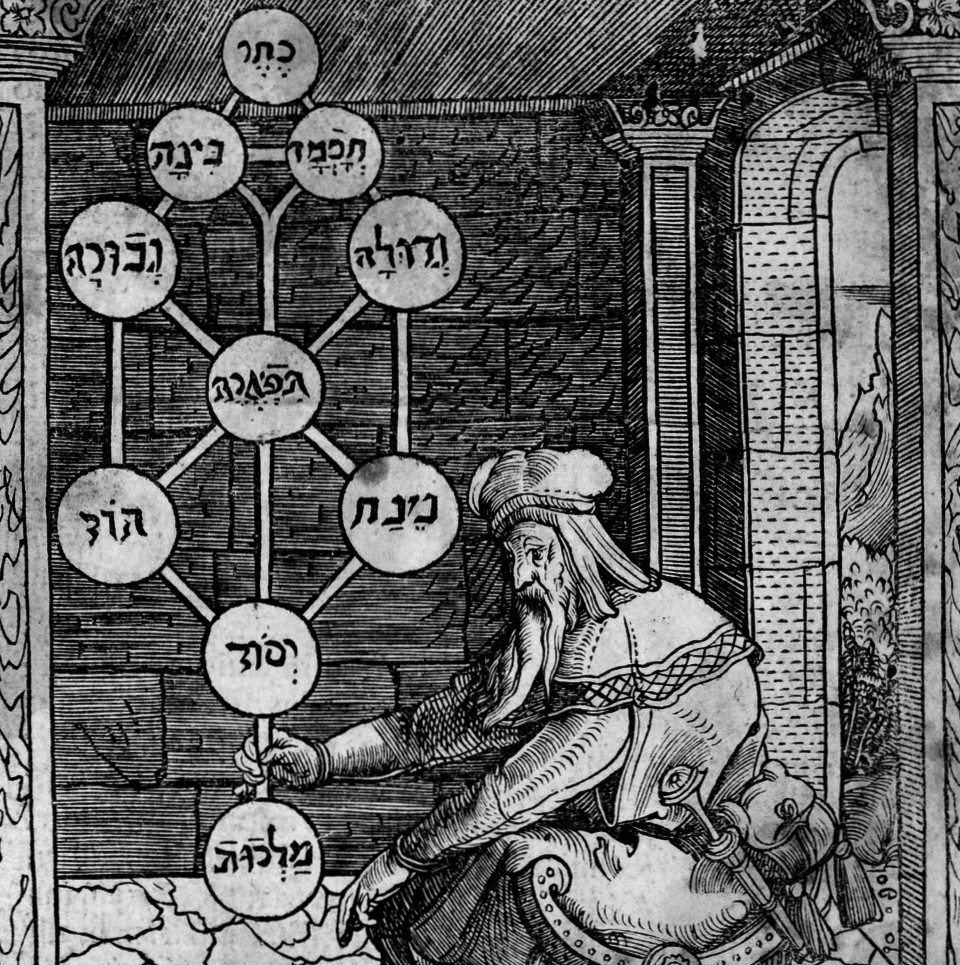 hight resolution of in essence the kabbalah is basically just an ancient jewish tradition of mystical interpretation of holy scriptures that is to say it allows for the