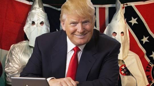 Resultado de imagen para donald trump racist