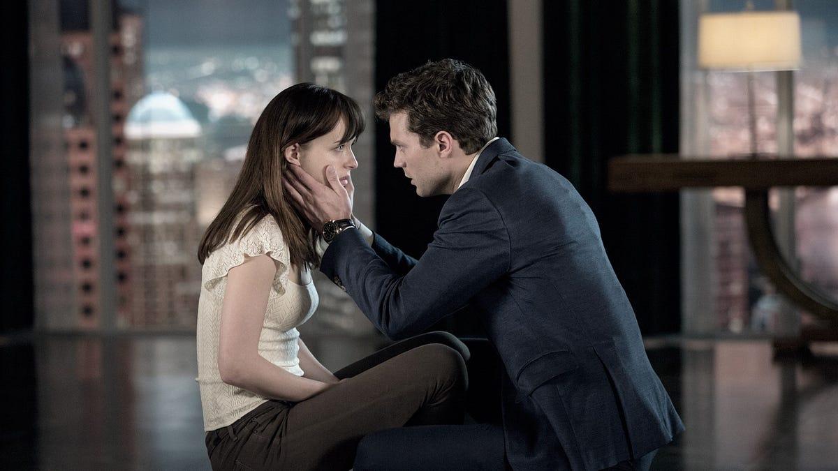 Christian et anastasia seront bientôt de retour avec le 6ème et dernier volet de la saga. Regarder Cinquante nuances de Grey — 2015 Film Complet ...