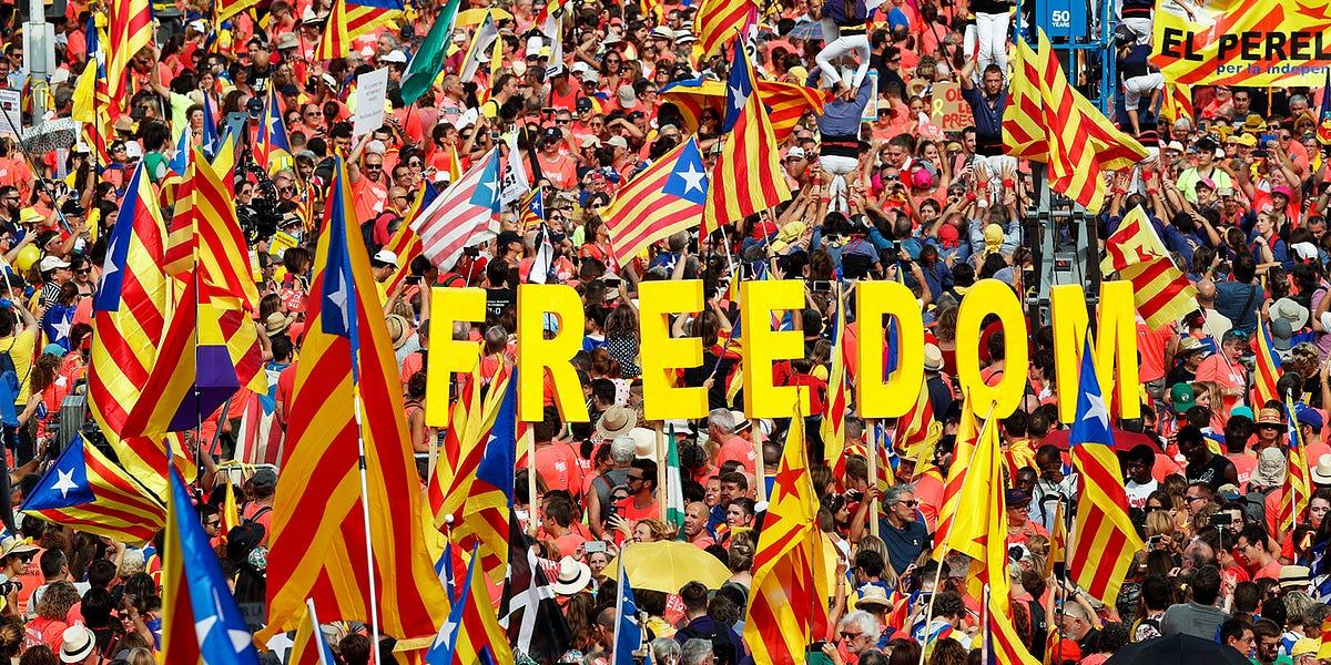 西班牙政府該汲取香港沉重教訓 - 信報財經新聞 HKEJ - Medium