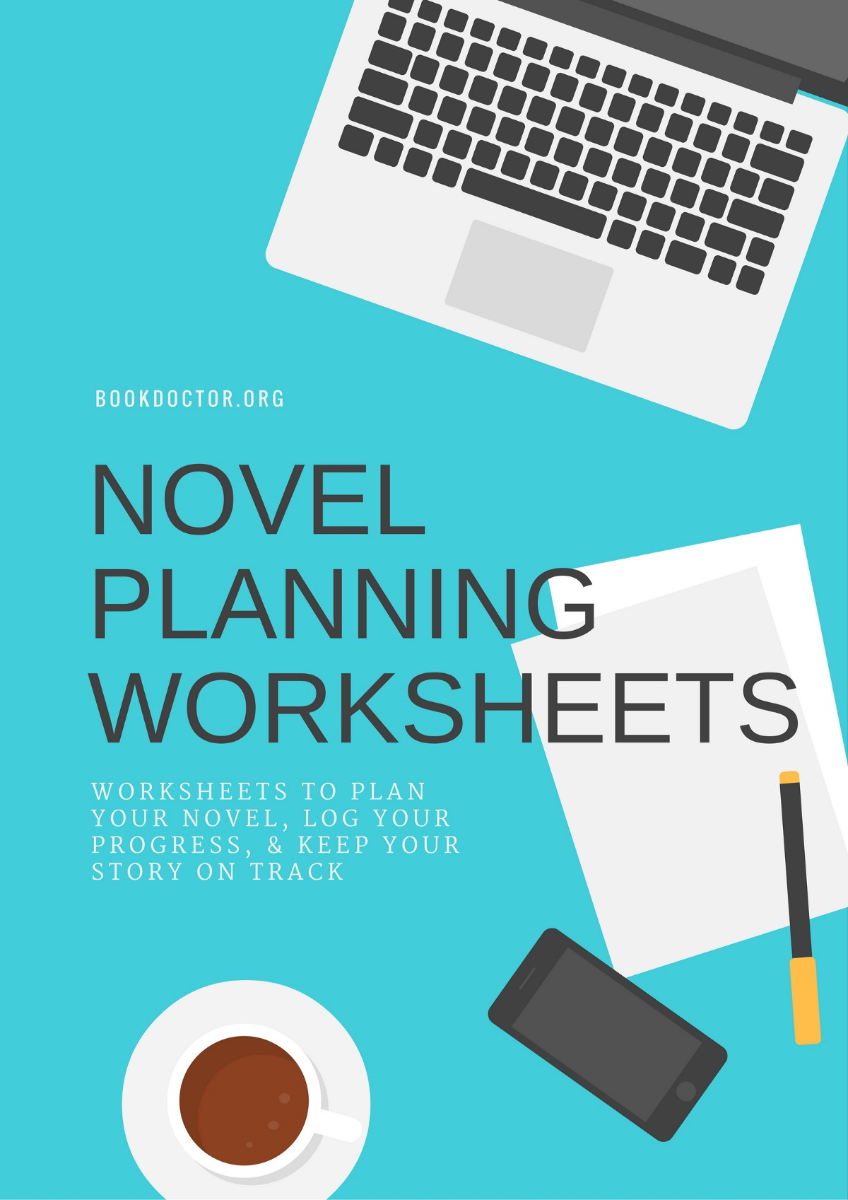 Worksheets To Help You Write Your Novel