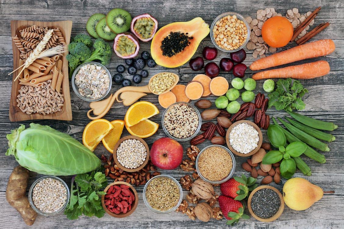 who said healthy food