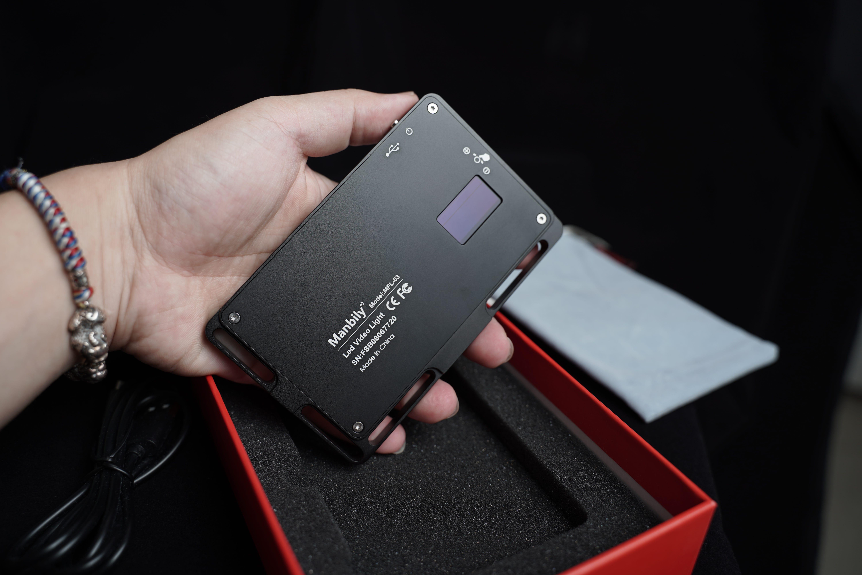 [開箱]MFL-03 Led 口袋補光燈 - Kai-Chieh Chan - Medium