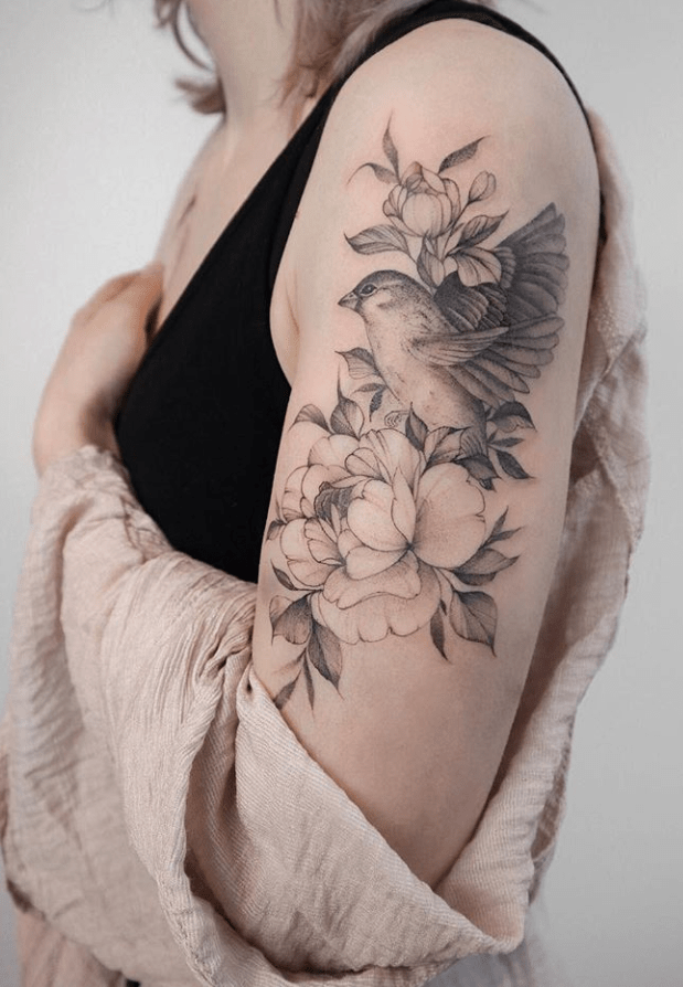 Women Quarter Sleeve Tattoos : women, quarter, sleeve, tattoos, Tattoo, Ideas, Female, Sleeve, Classy, Anwar, Zahid, Medium