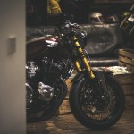 Honda Cb750 Cafe Racer Custom An Exceptional Build By Fastec Racing By Nate Kwarteng Renchlist Medium