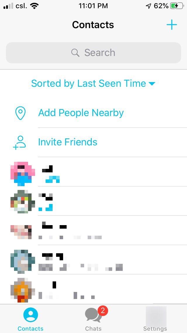 [tg教學] 新增/刪除Telegram聯絡人. 開始轉用Telegram。當然要知道怎樣將朋友加到Telegram通訊錄(Tel… | by Khermit ...