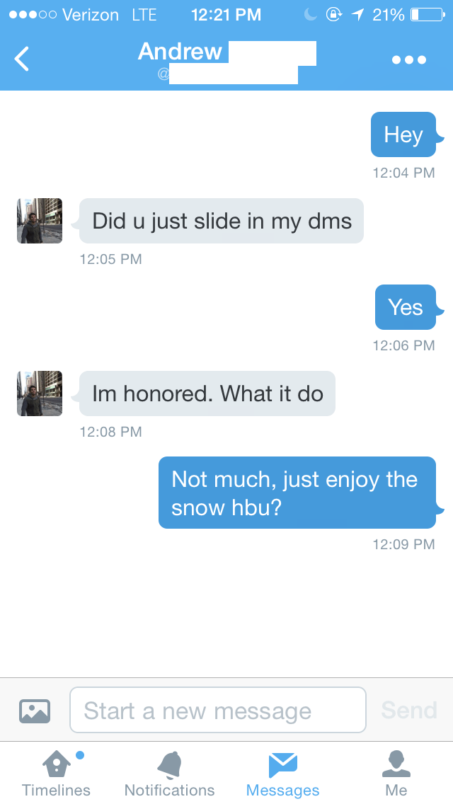 How To Slide Into Dms Examples : slide, examples, Introduction., Introduction, Molly, Stromberg, Medium