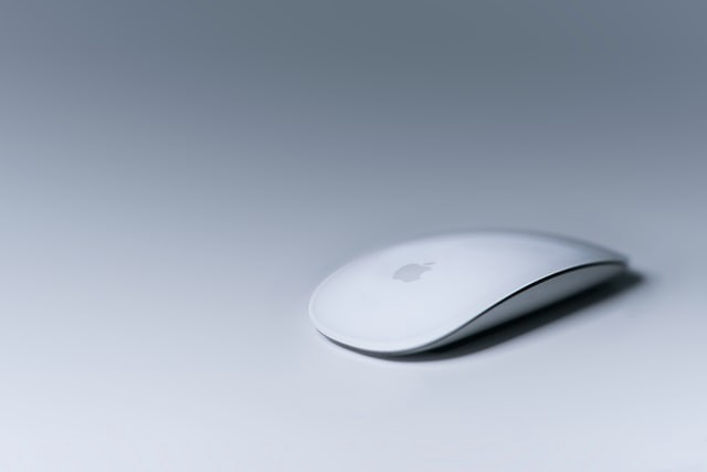 Medium SEO 重點:設定目錄,此為一個 Apple Magic Mouse