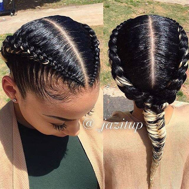 Do S And Don Ts For Protective Styling African American 4b Fine