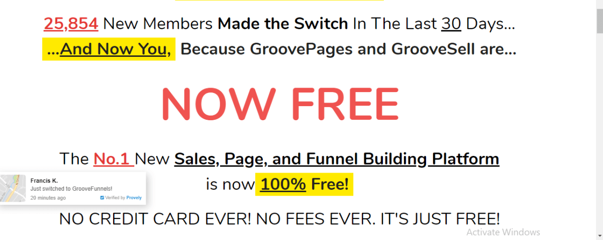 Groove Funnels review 2020