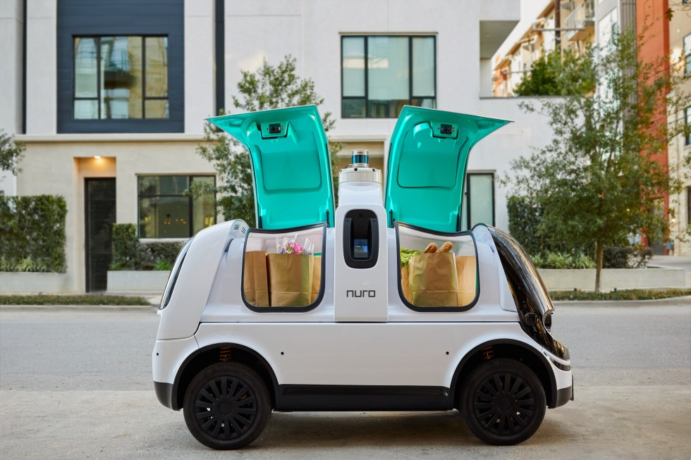 Introducing R2, Nuro's Next Generation Self-Driving Vehicle | by ...