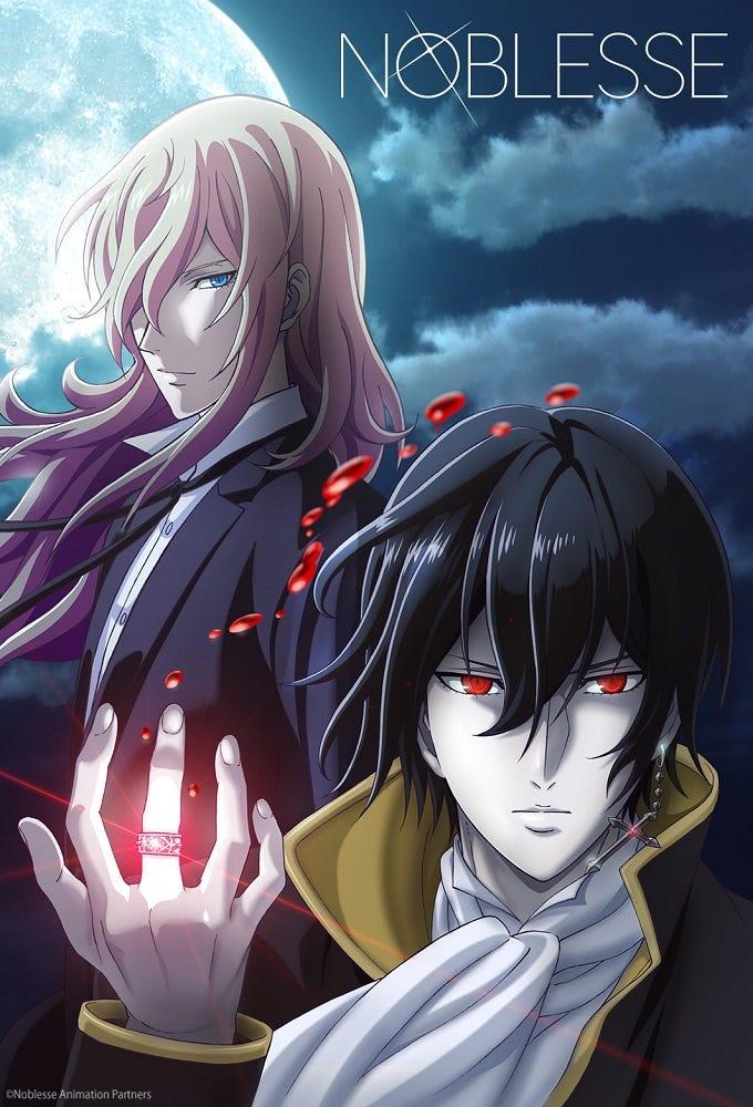Noblesse Anime Episode 3 Sub Indo : noblesse, anime, episode, Crunchyroll, Noblesse, [se1ep6], Medium