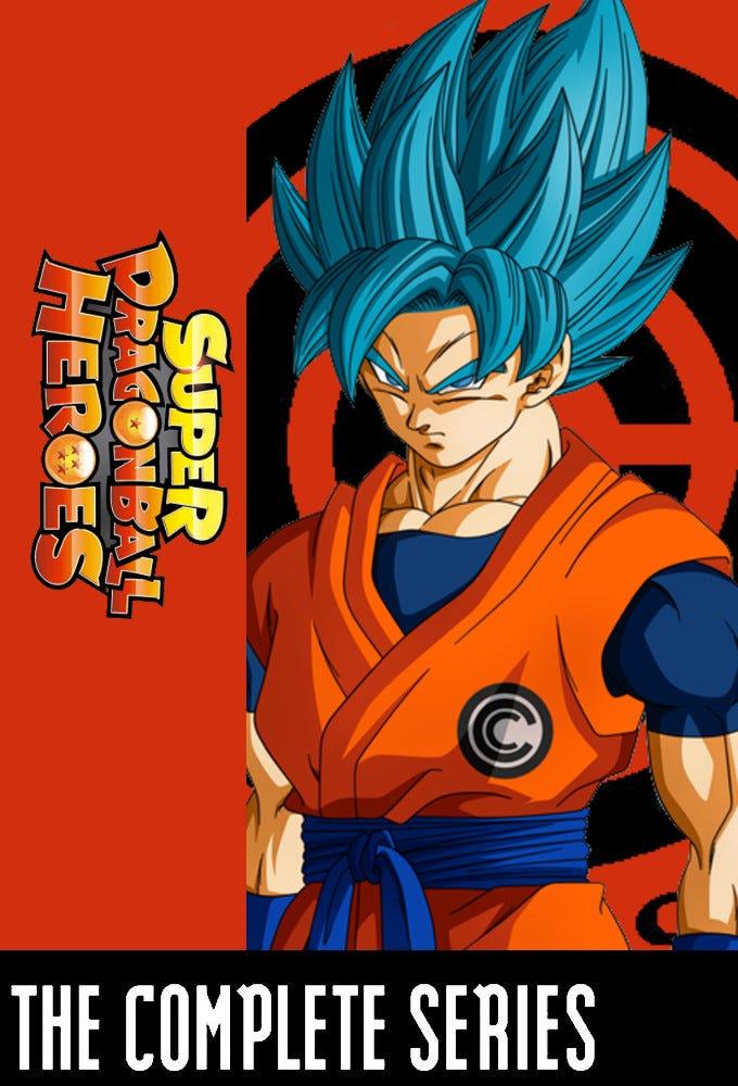 "Dragon Ball Heroes Episode 1 : dragon, heroes, episode, ANIMATION, ""Super, Dragon, Heroes"", Episode, Reborn, Birth, [Engsub], Morris, Anime, Super, Heroes, [ENG.SUB], Medium"