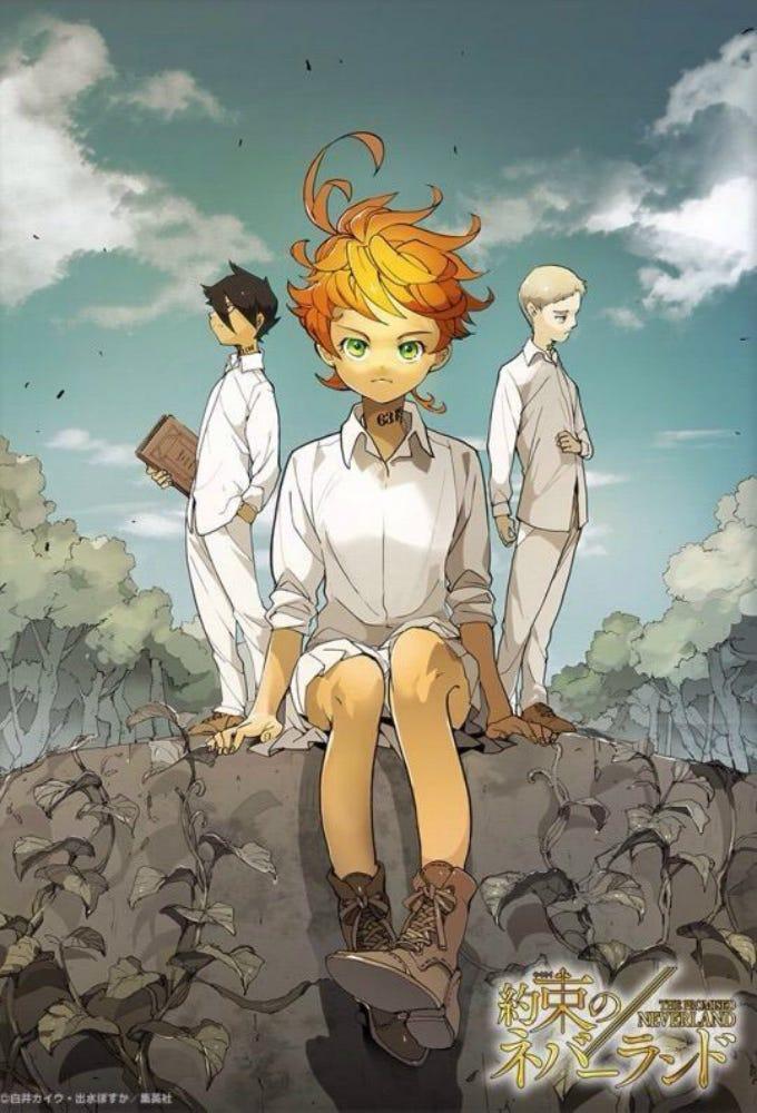 The Promised Neverland Episode 6 : promised, neverland, episode, Yoshino, Aoyama, Medium