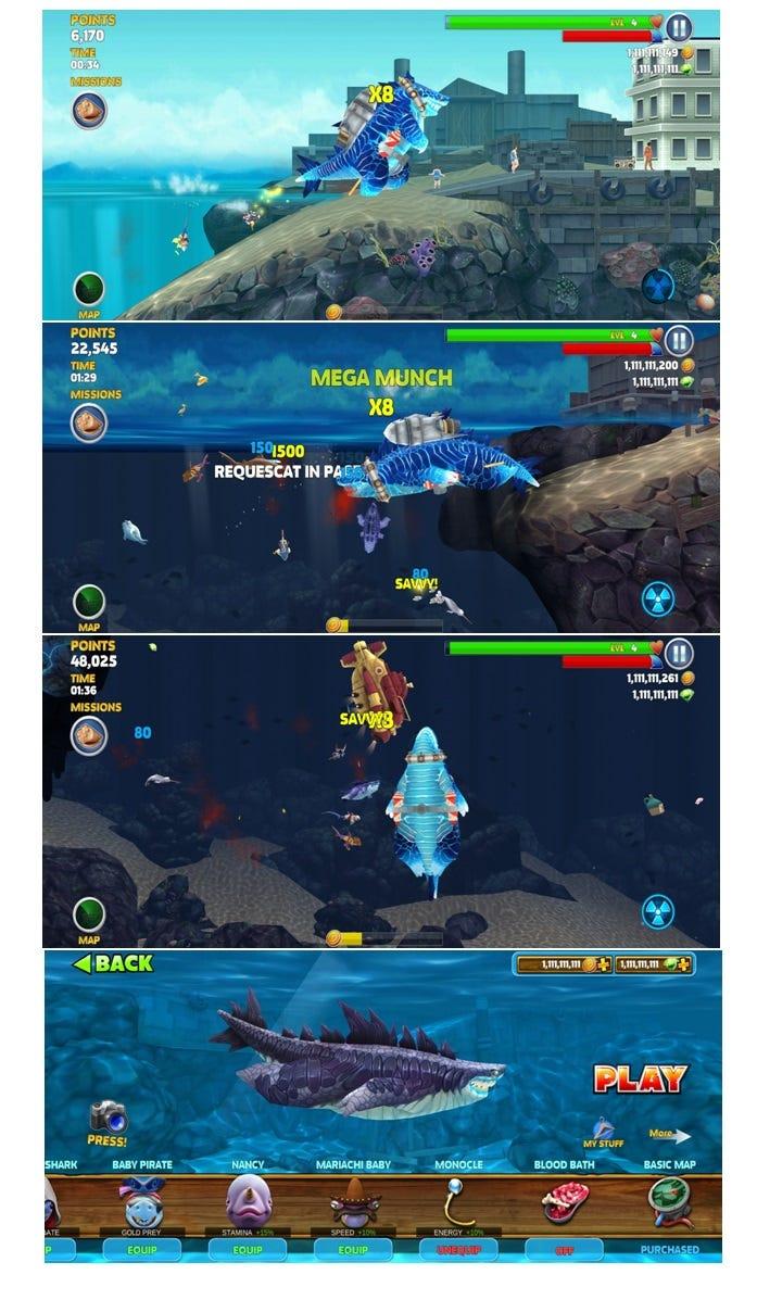 Hungry Shark Evolution Mod : hungry, shark, evolution, Hungry, Shark, Evolution, World, DevKS, Medium