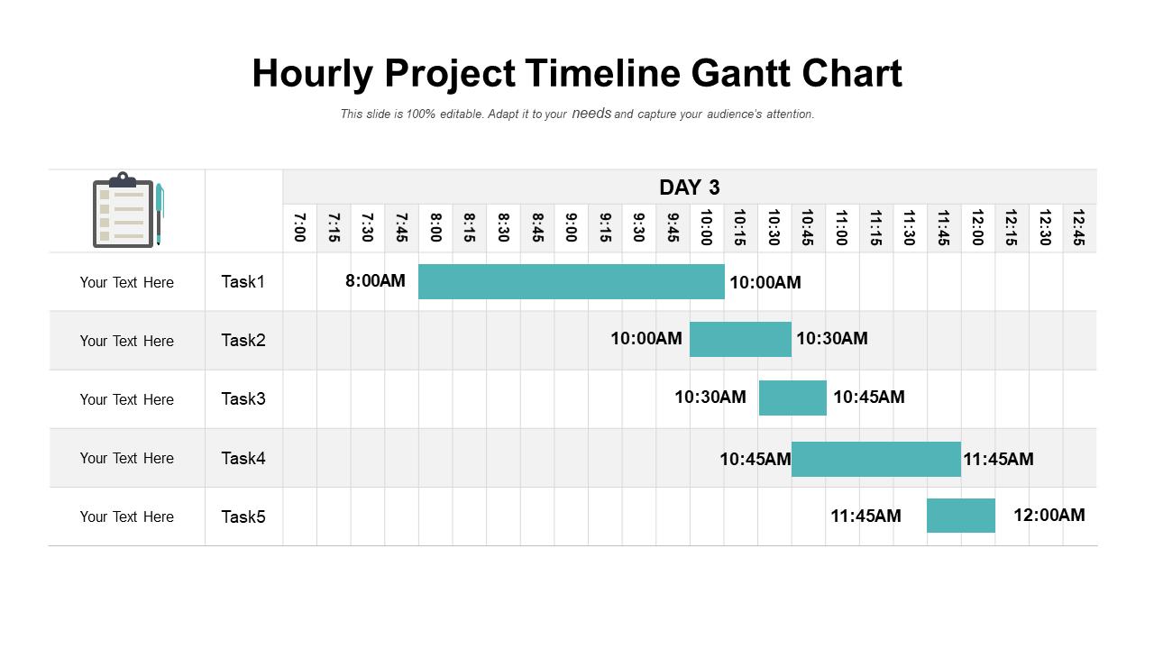 Free gantt chart excel template xls. 30 Best Gantt Chart Powerpoint Templates For An Effective Visualization Of Your Project By Slideteam Medium