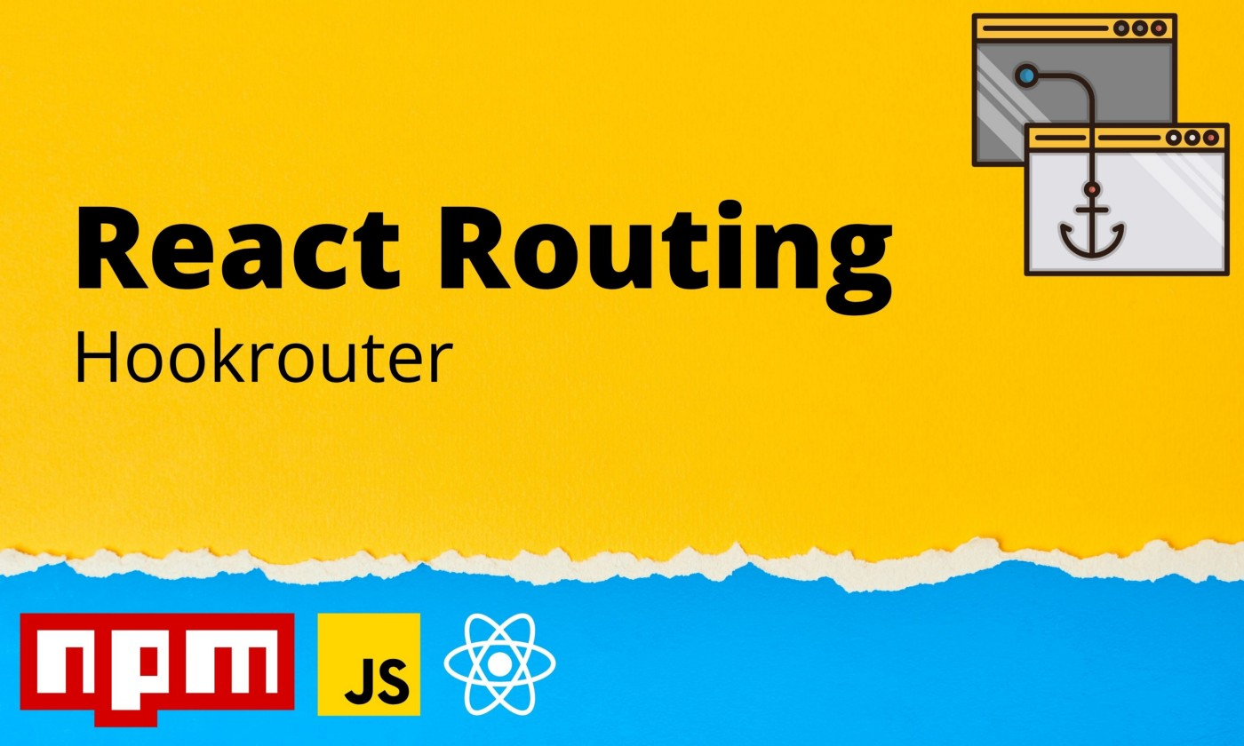 Define routes that accept url parameters, and get them. Hookrouter A Modern Approach To React Routing By Isuri Devindi Bits And Pieces