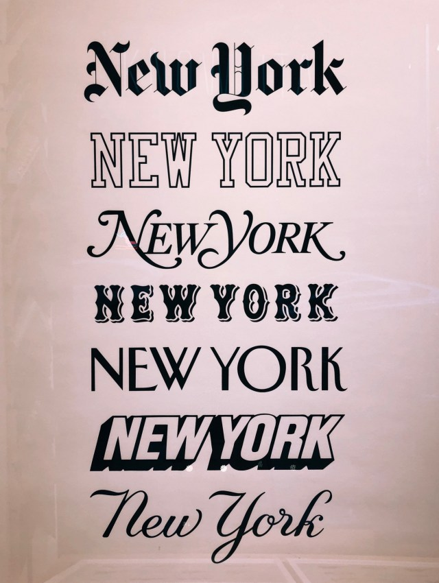 What Do Your Favorite Fonts Say About You?  by Iustina Ikert