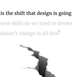 1 design is in the midst of a shift [ 1400 x 787 Pixel ]