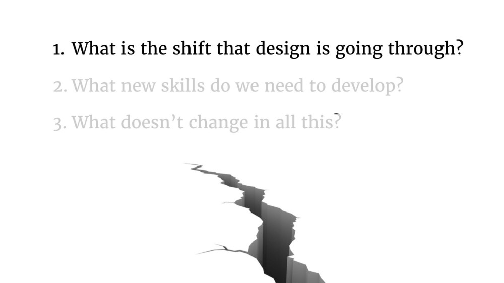 medium resolution of 1 design is in the midst of a shift
