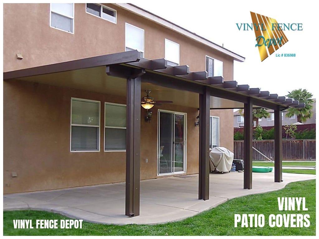 vinyl fence depot medium